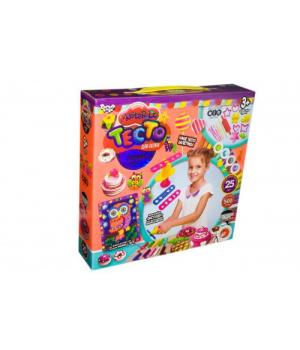 "Детский набор для лепки, тесто ""Master Do"", 25 цветов по 20 г TMD-05-02"