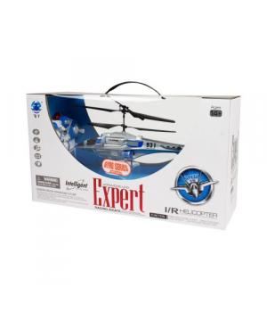 """Вертолет на радиоуправлении """"Expert"""" (серебристый) BF-122-3D"""