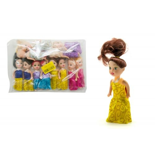 Игрушка кукла маленькая (12 штук) Л-00013