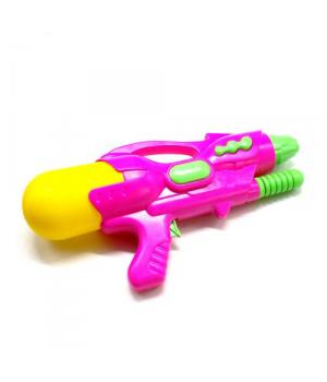 Водяной пистолет с накачкой (розовый) 760
