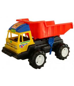 """Машина грузовик """"Даф"""" (с лопаткой и грабельками) KW-08-803"""