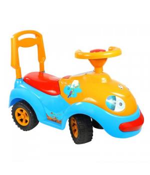 Детская машинка каталка с рулем, толокар Луноходик, Орион