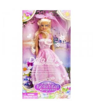 "Игрушка Кукла невеста ""Defa Lucy"" (в розовом платье) 8065"