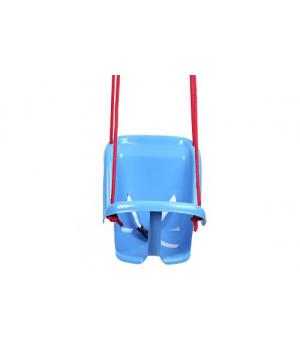 Качель для малышей подвесная, до 20 кг, Технок (синий)