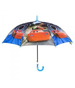 """Детский зонтик для мальчика, """"Тачки: скорость"""""""