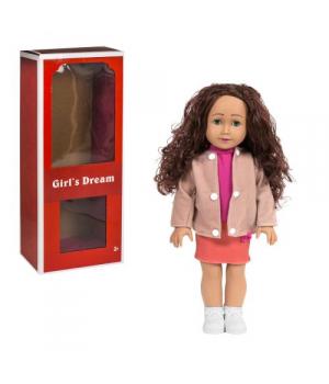 """Детская кукла """"Girl's Dream"""", 45 см (в деловом костюме) 8920 Е"""