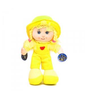 Мягкая кукла (желтый) R0614A