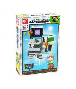 "Конструктор ""Minecraft"" 124 детали Е270"