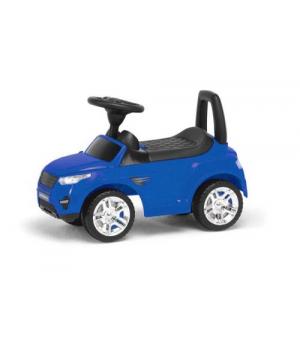 Детская машинка-каталка толокар, (синяя) 2-005