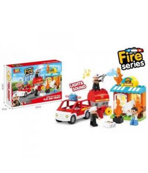 """Игрушечный конструктор """"Fire Rescue"""", 32 детали 5420"""