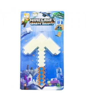 """Кирка """"Minecraft"""", 34 см 9011-2"""