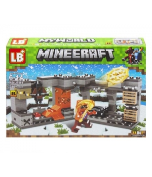 """Конструктор """"Minecraft"""", B 569"""
