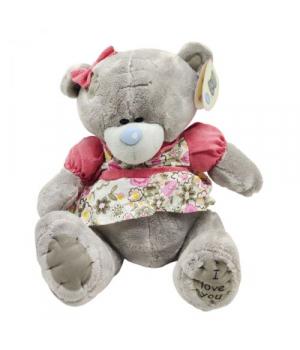 Мишка Тедди, в красном 1565-17