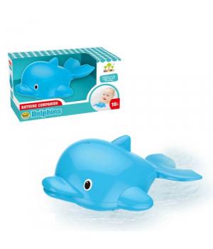 """Игрушка для ванной """"Дельфин"""", на батарейках"""