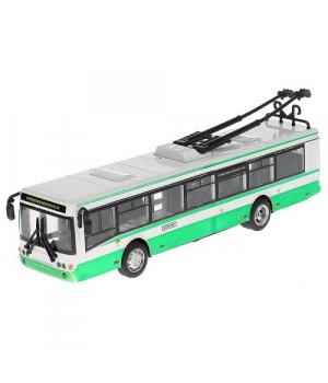 "Троллейбус ""Fast Wheels"", зеленый 6407A"