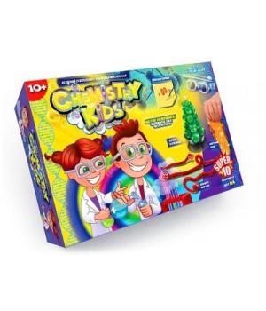 """Большой набор для опытов """"Chemistry Kids"""" (укр) CHK-01-04U"""