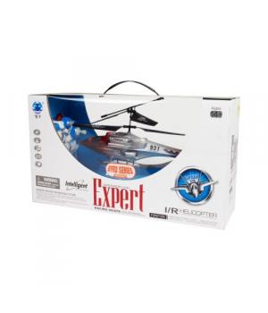 """Вертолет на радиоуправлении """"Expert"""" (серебристо-красный) BF-122-3D"""