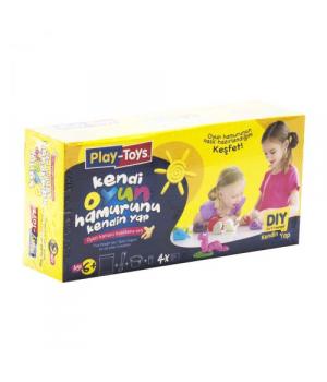 Набор тесто для лепки своими руками РТ 50201