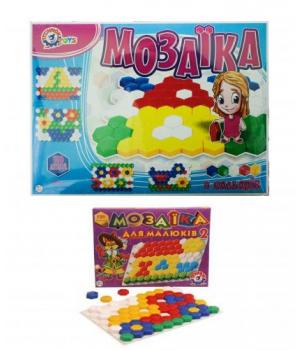 Детская мозаика (120 элементов) 2216