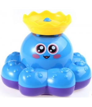 """Игрушка для ванной """"Осьминог-фонтанчик"""" 58050"""
