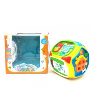 """Игровой центр для детей игрушка """"Домик"""" 6636A"""