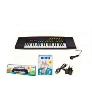 Детский электронный синтезатор 44 клавиши PL-3738-U