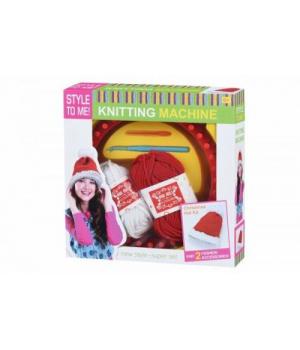 Детский набор для вязания для девочки, 553-7