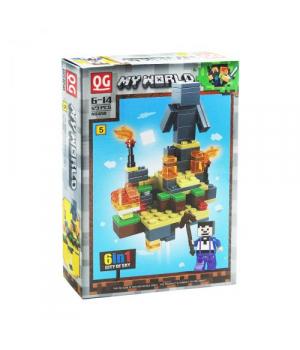 "Конструктор ""Minecraft"" 123 детали Е270"