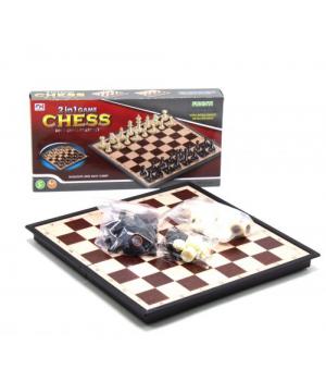 Шахматы магнитные 3134