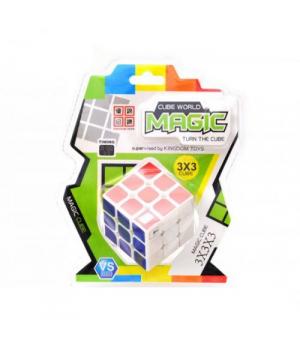 Кубик Рубика с таймером, белый 042