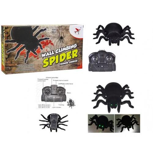 Интерактивный паук-стенолаз 878