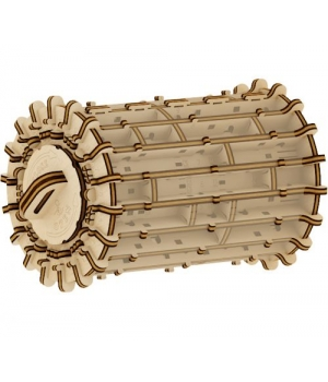 """Игрушечный деревянный конструктор """"Лабиринт Scroll & hole"""", 100 эл. 10701"""