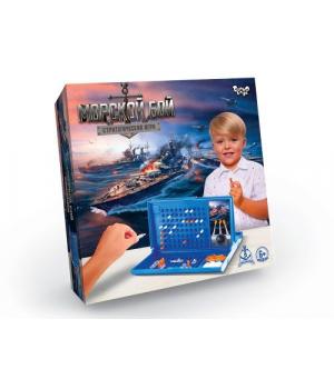 Настольная игра Морской бой, рус G-MB-01