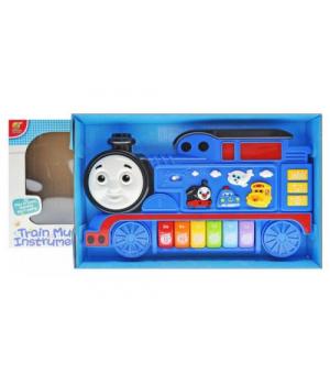 Пианино игрушка для детей, Паровозик Томас, 6627