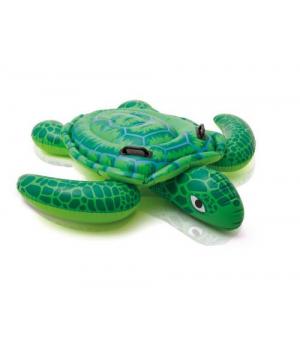 """Надувной матрас для плавания, """"Черепаха"""", 150см, Intex"""