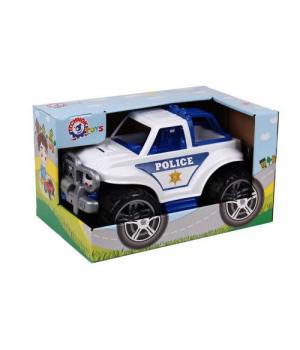 Полицейская машинка игрушка ТехноК 5002