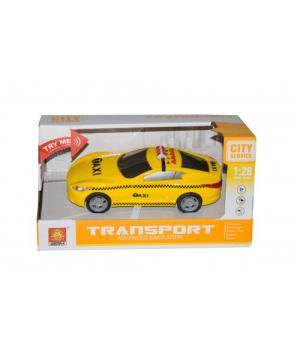 """Инерционная машина """"Такси"""" WY630C"""