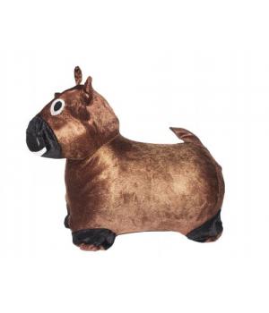 Прыгун Корова, (коричневая) BT-RJ-0041