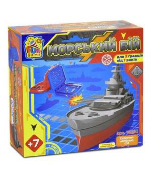 Морской бой настольный 7232