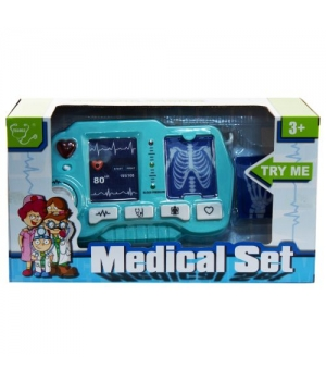"Игрушка набор доктора, ""Рентген-кардиограф"", D1511A"