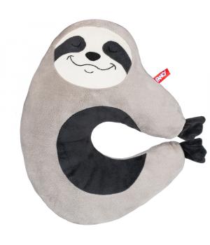 Мягкая игрушка подголовник Ленивец, 42 см FANCY
