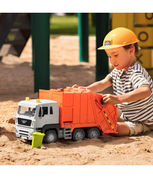 Большой игрушечный мусоровоз DRIVEN