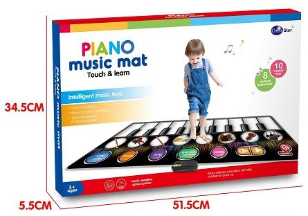 коврик пианино для детей