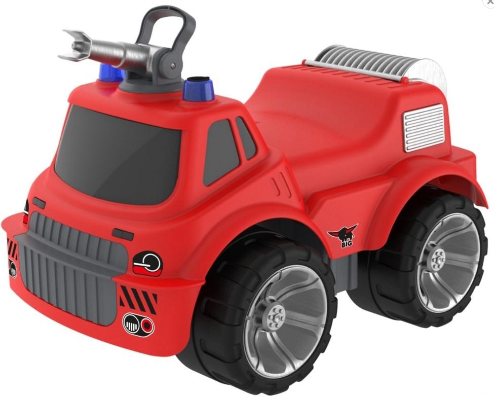 толокар пожарная машина