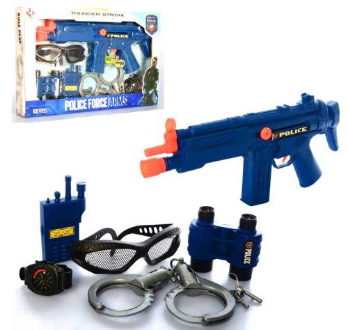 Набор полицейского с наручниками купить